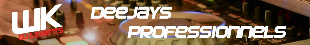 DJ professionnel qualifié